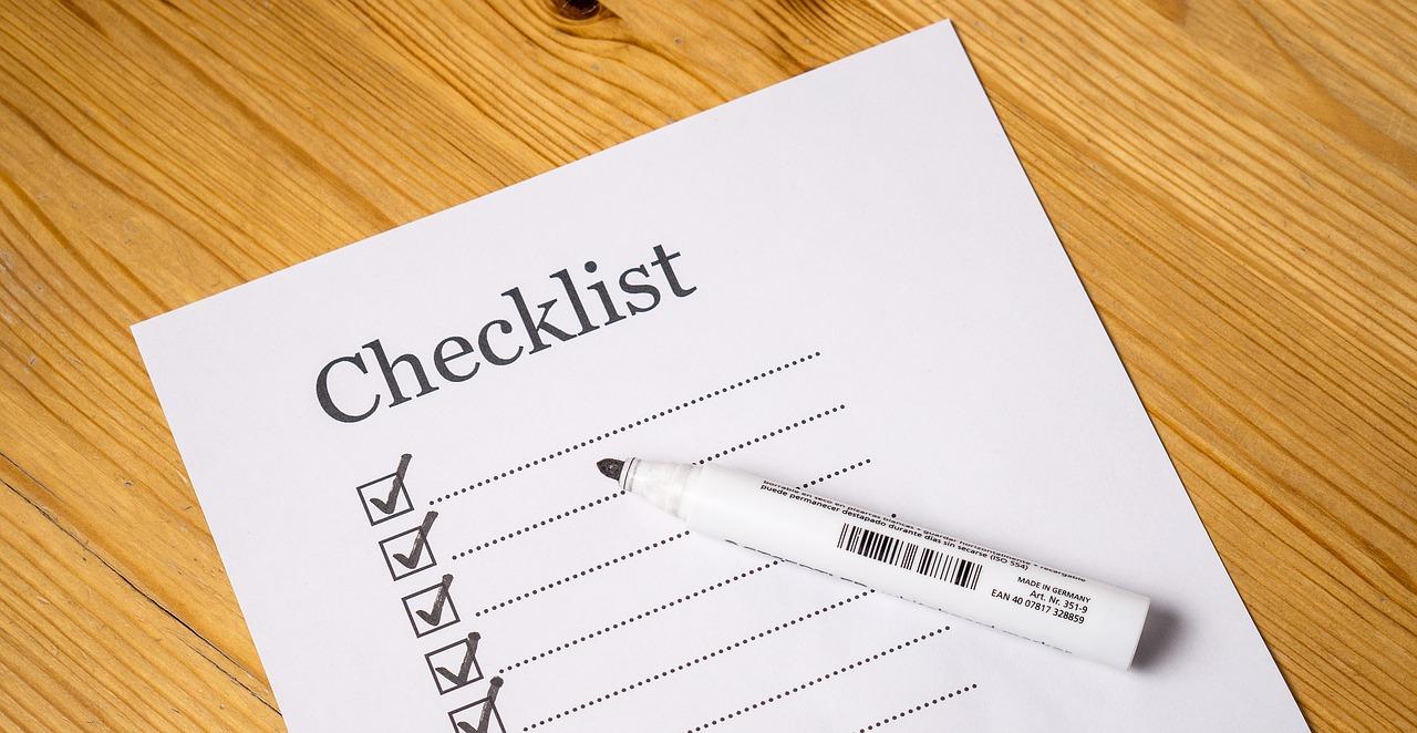 Checkliste für das Elterngespräch